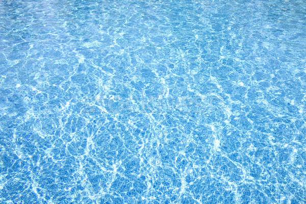 Víz háttér ital hullám tiszta buborék Stock fotó © Alexstar