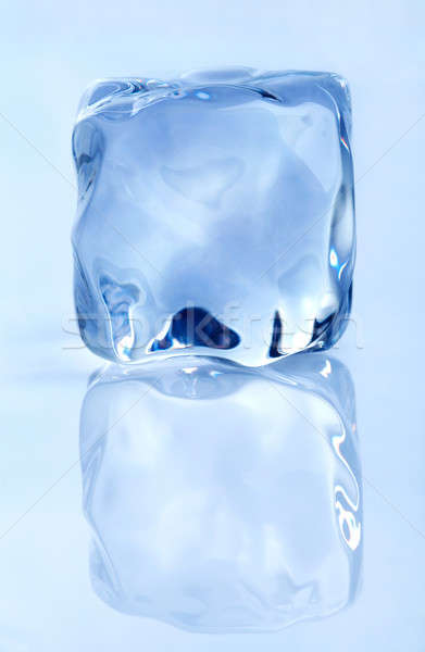 ice cube Stock photo © Alexstar