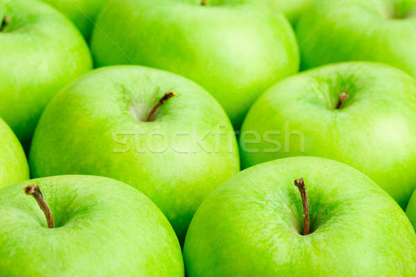 Apples Stock photo © Alexstar