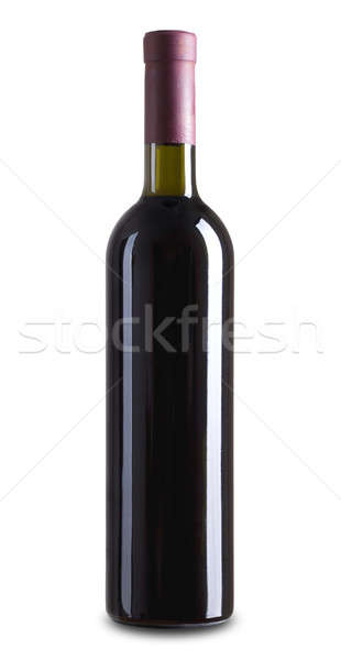 Wine bottle Stock photo © Alexstar