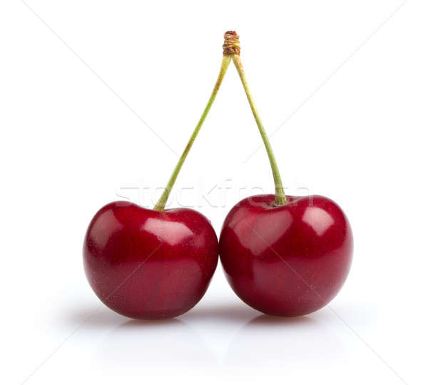 Cherry Stock photo © Alexstar