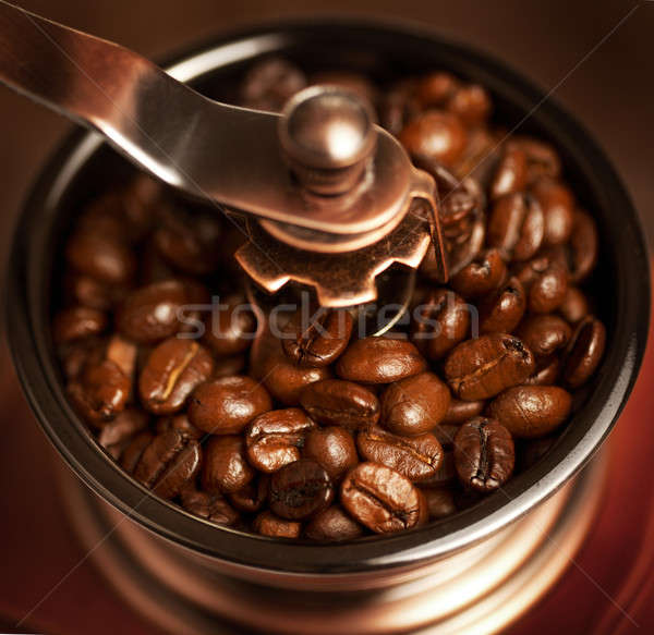 vintage coffee grinder  Stock photo © Alexstar