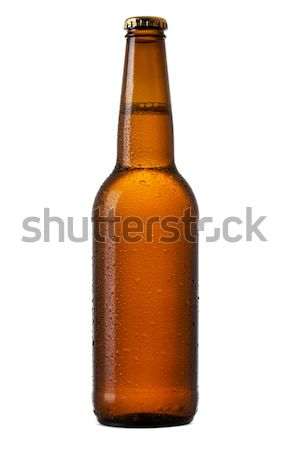Glass of beer Stock photo © Alexstar
