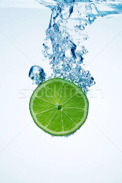 Cal água beber onda legal frio Foto stock © Alexstar