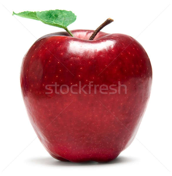 Fresh red apple Stock photo © Alexstar