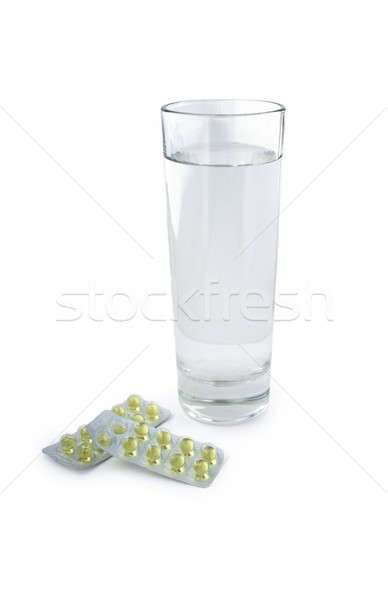 Take Your Medicine Stock photo © Aliftin
