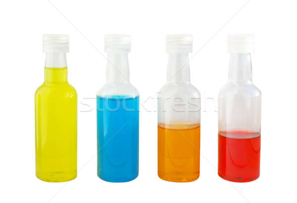 bottles Stock photo © Aliftin
