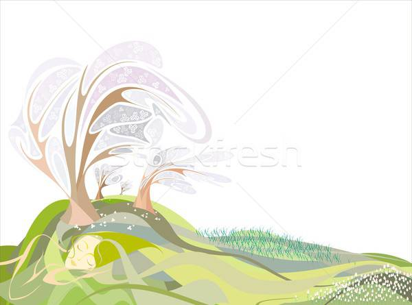 spring time Stock photo © Aliftin