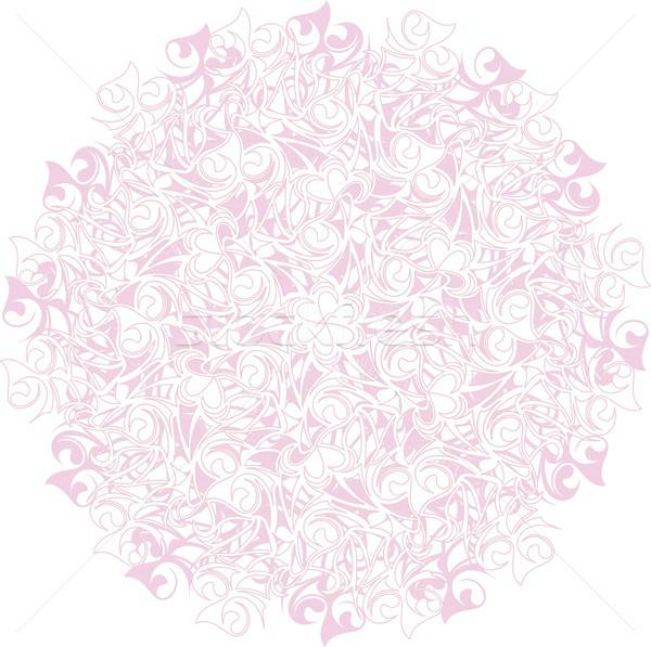 lacy pattern background Stock photo © Aliftin