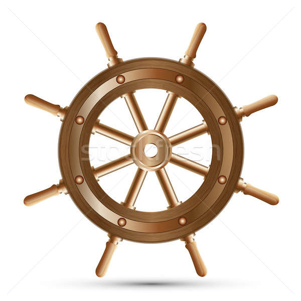 Stock photo: Steering