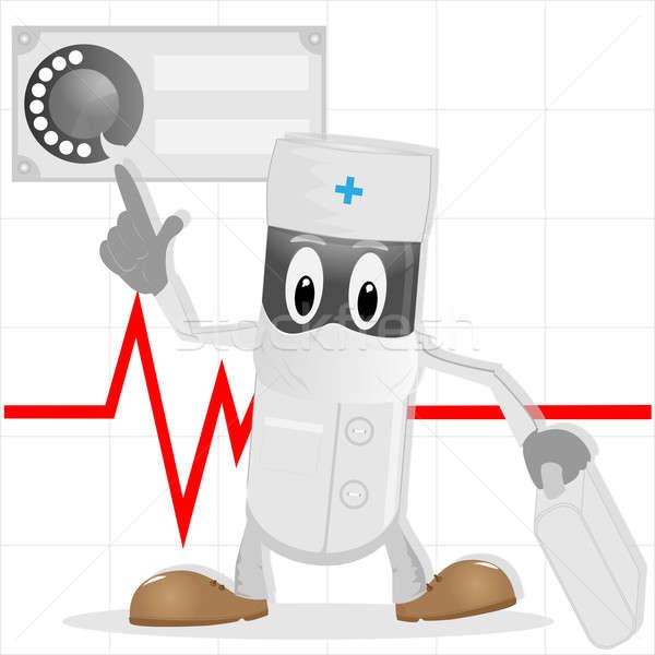 The medical doctor Stock photo © Alina12