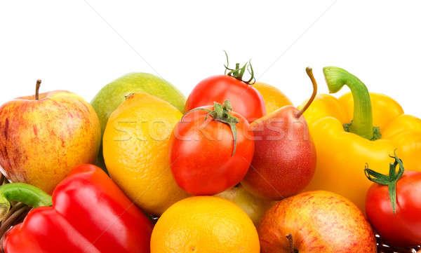 fruits and vegetables  Stock photo © alinamd