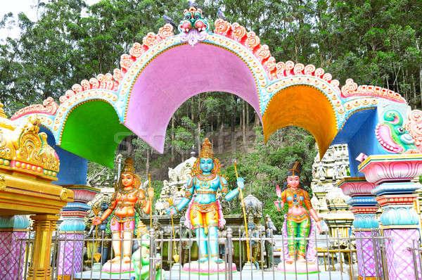 Hindu temple Stock photo © alinamd