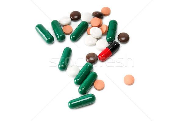 pills Stock photo © alinamd