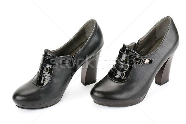 classic shoes isolated on white background Stock photo © alinamd
