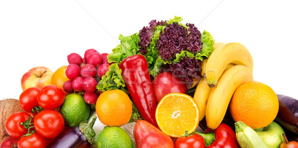fruits and vegetables  Stock photo © alinamd