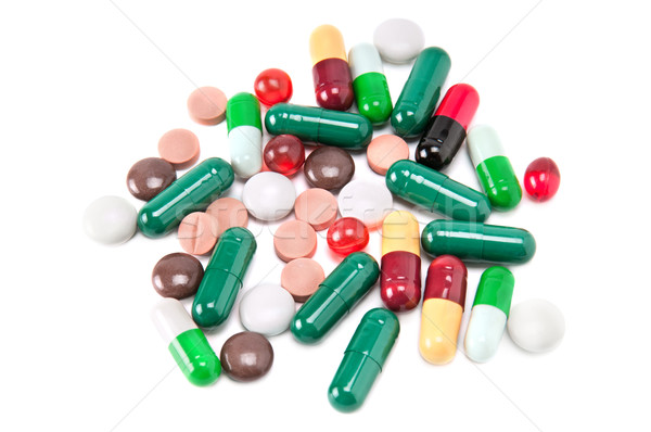 medicines and pills Stock photo © alinamd