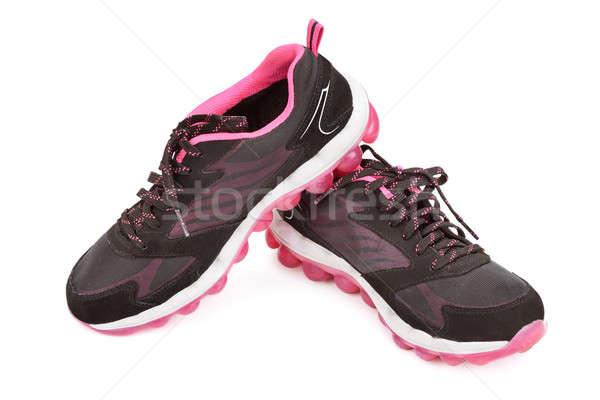 sport shoes isolated on white background Stock photo © alinamd