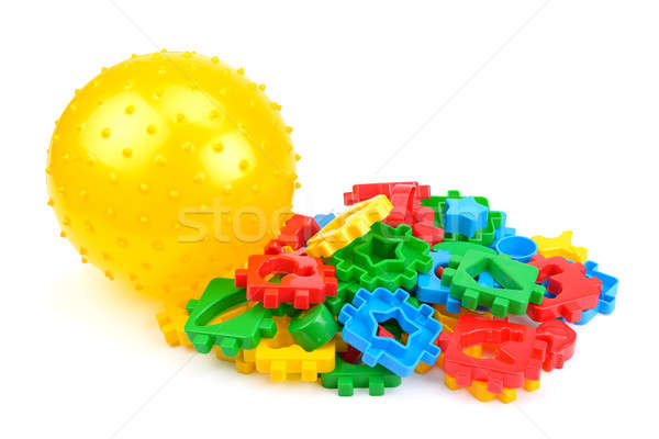 toys for children Stock photo © alinamd