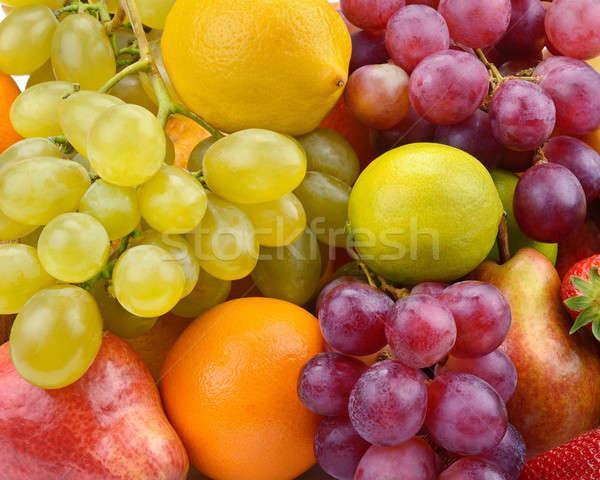 fruit and berries Stock photo © alinamd