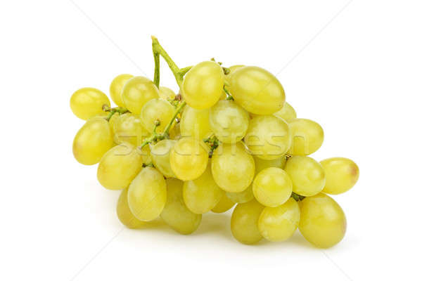 bunch of grapes isolated on white background Stock photo © alinamd