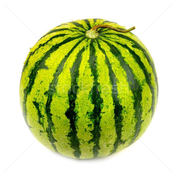 watermelon isolated on white background Stock photo © alinamd