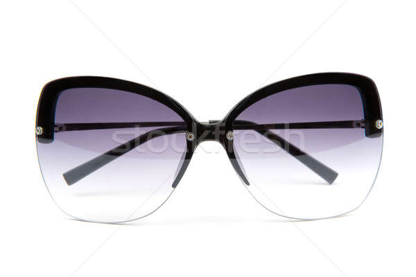 sun glasses isolated on a white background Stock photo © alinamd
