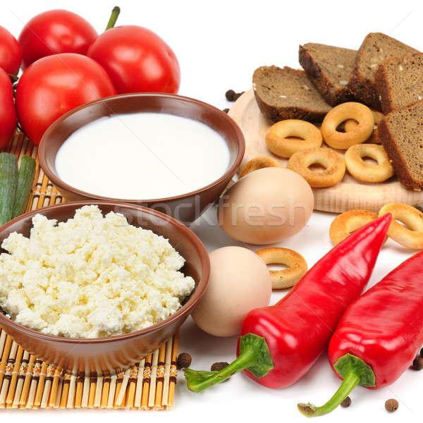 Healthy food Stock photo © alinamd