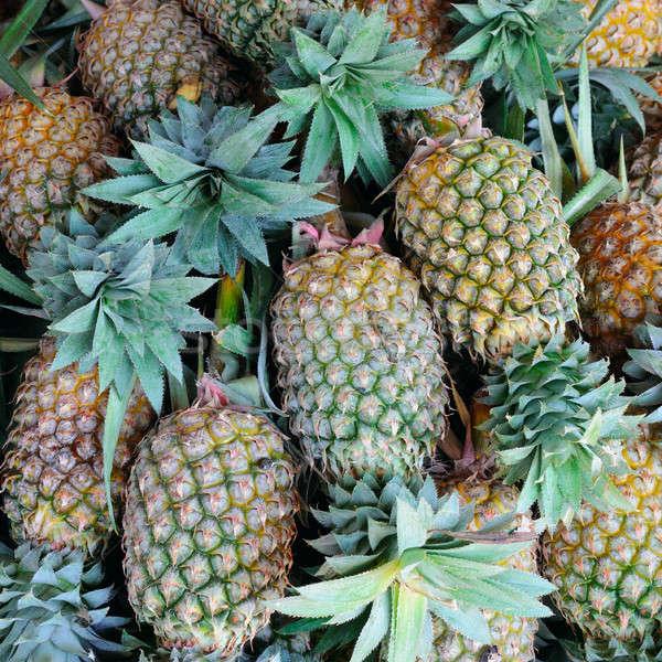 Lumineuses fraîches juteuse texture nature fruits Photo stock © alinamd