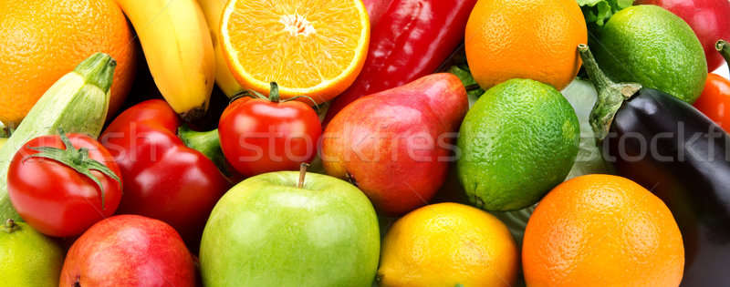 fruit and vegetables Stock photo © alinamd