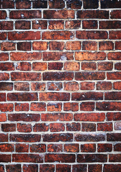 Brick wall background. Free space for your ideas Stock photo © AlisLuch