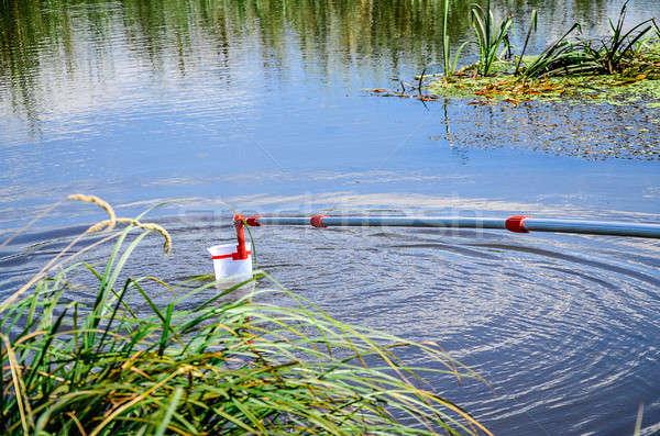 água laboratório teste análise Foto stock © AlisLuch