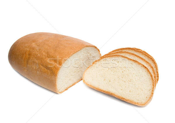 Threaded bread Stock photo © All32