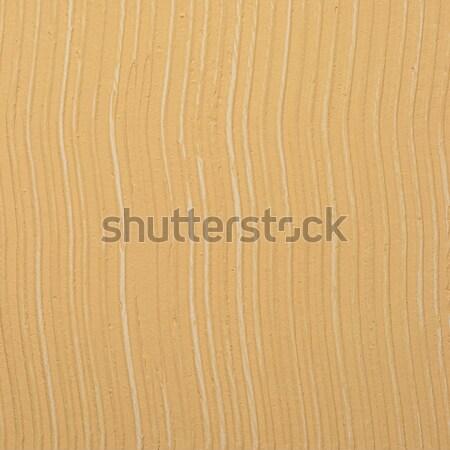 Textúra tapasz citromsárga szín ház épület Stock fotó © All32