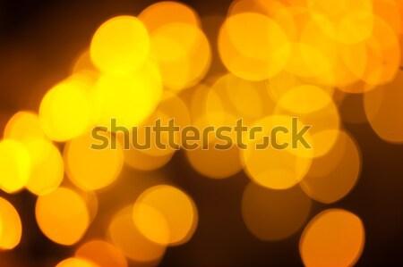 Lumières peuvent utilisé fête résumé Photo stock © All32