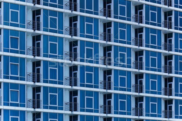 The modern architectural background Stock photo © All32