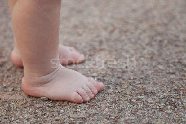 Children's legs Stock photo © All32