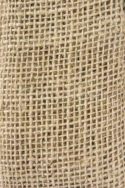 Kan gebruikt achtergrond retro doek textiel Stockfoto © All32