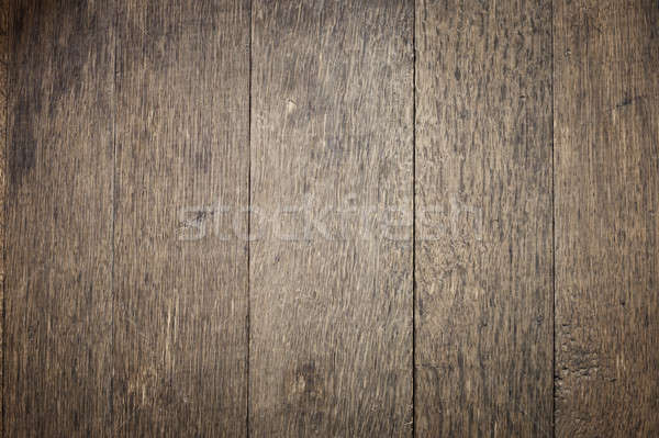 Old oak boards Stock photo © All32