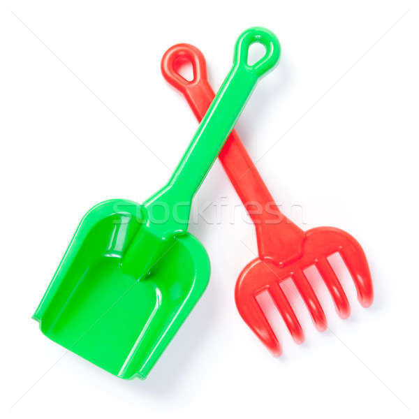 Children's toys for playing in the sandbox. Stock photo © All32