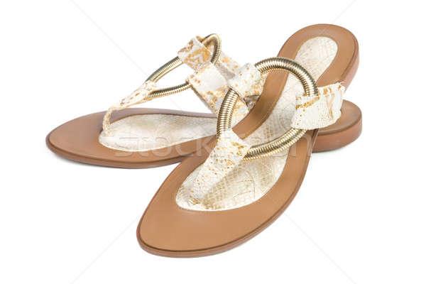 Women's summer sandals. Stock photo © All32