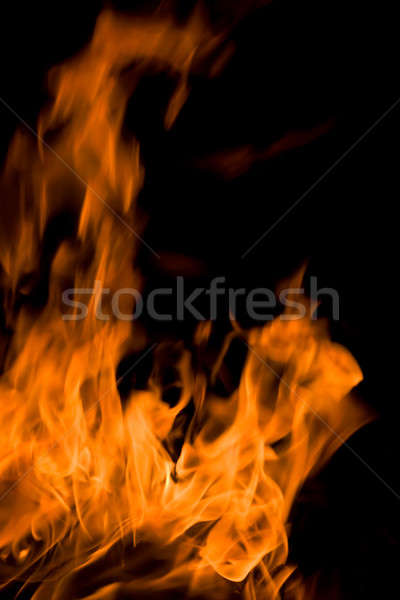 Flames.  Stock photo © All32