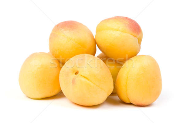 Apricots.  Stock photo © All32