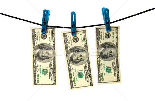 Money laundering Stock photo © All32