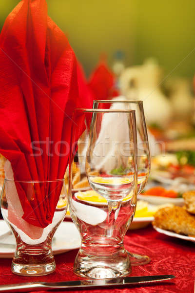 Served for a banquet table. Stock photo © All32