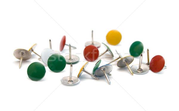 Drawing-pin. Stock photo © All32