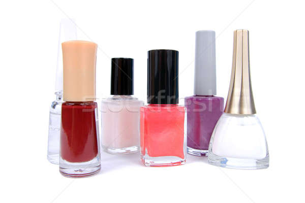 Varnishes for nails. Stock photo © All32