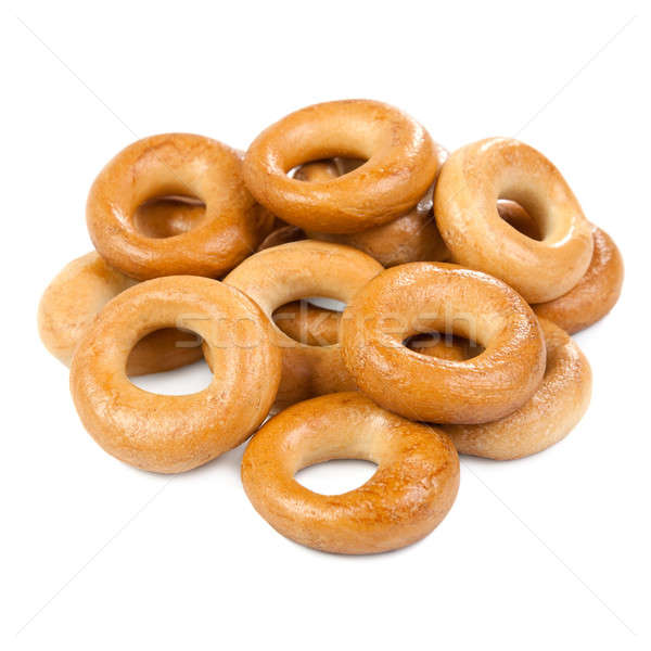 Culinary product Bagels Stock photo © All32