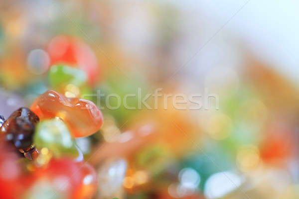The background of colored stones Stock photo © All32