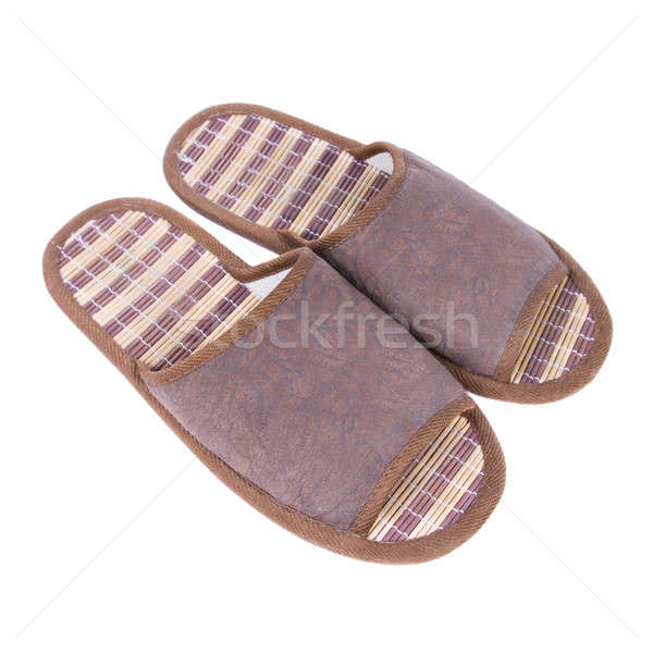 Slippers Stock photo © All32